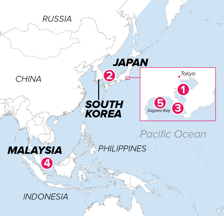7th Fleet collisions raise questions about US military readiness